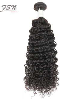 Jerry Curly Brazilian Jerry Curly Virgin Hair Weave