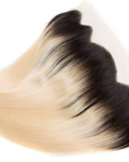 1b/613 Bleach Blonde Lace closure