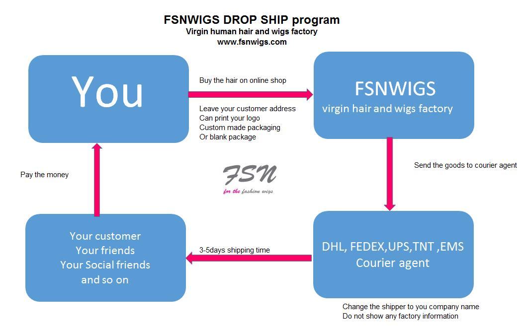 FSNWIGS DROP SHIP program